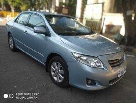 Used Toyota Corolla Altis G MT car at low price in Mumbai