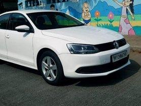 Volkswagen Jetta 2007-2011 2.0 TDI Comfortline MT 2012 in Pune