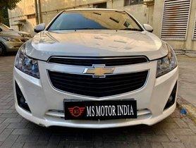 Used 2018 Chevrolet Cruze LTZ MT for sale in Kolkata