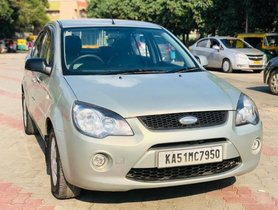 Used 2012 Ford Fiesta Classic 1.4 Duratorq CLXI MT for sale in Bangalore