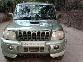 Mahindra Scorpio 2006-2009 SLX 2.6 Turbo 7 Str MT for sale in Mumbai