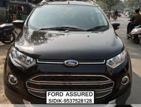 Used Ford EcoSport Version 1.5 DV5 MT Titanium car at low price in Vadodara
