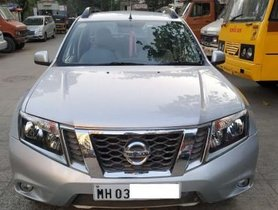 Used 2014 Nissan Terrano XL MT for sale in Thane