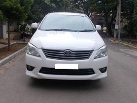 Toyota Innova 2.5 GX (Diesel) 7 Seater BS IV MT for sale in Bangalore