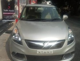 Used Maruti Suzuki Dzire AMT ZXI MT car at low price in Coimbatore