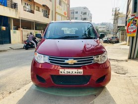 Chevrolet Enjoy TCDi LS 7 Seater MT 2014 in Bangalore