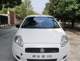 Used Fiat Punto Version 1.3 Active MT car at low price in Gurgaon