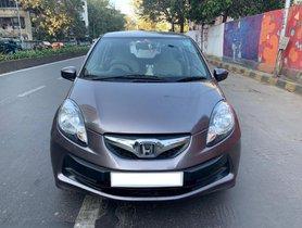 Used Honda Brio  Version S MT car at low price in Mumbai
