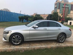Mercedes-Benz C-Class 220 CDI AT for sale in Gurgaon