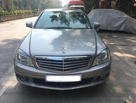 Used 2008 Mercedes Benz C-Class C 220 CDI Elegance AT for sale in Mumbai