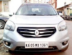 Used 2012 Renault Koleos  2.0 Diesel AT for sale in Bangalore