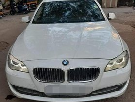 BMW 5 Series Version 520d Sedan AT 2012 in Mumbai