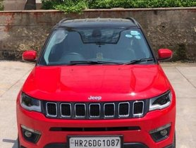 Jeep Compass 2.0 Longitude Option MT for sale in New Delhi