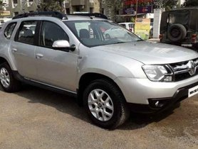 Used Renault Duster 110PS Diesel RxL AT car at low price in Pune