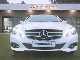 Mercedes Benz E Class 2014 AT for sale in Gurgaon