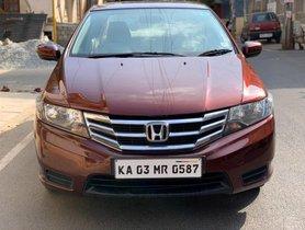 Honda City 2012 1.5 S MT for sale in Bangalore