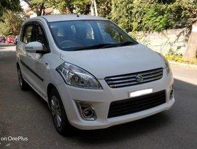 2013 Maruti Suzuki Ertiga ZDI MT for sale in Bangalore
