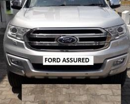 Used Ford Endeavour 3.2 Titanium AT 4X4 car at low price in Vellore