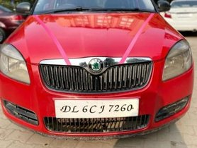 Skoda Fabia 1.2 MPI Active MT 2009 in New Delhi