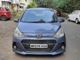 Used Hyundai i10 Magna MT car at low price in Pune