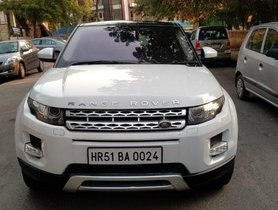 Land Rover Range Rover Evoque 2011-2014 2.2L Pure AT for sale in New Delhi
