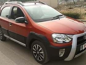 2016 Toyota Etios Cross 1.2L G MT for sale at low price in New Delhi