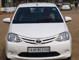2013 Toyota Etios Liva Version GD MT for sale at low price in Ahmedabad