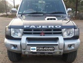 2008 Mitsubishi Pajero 2.8 SFX BSIII Dual Tone MT for sale at low price in Aurangabad