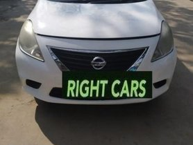 2012 Nissan Sunny MT 2011-2014 for sale in Hyderabad