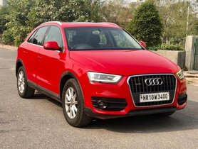 Audi Q3 2012-2015 2013 AT for sale in New Delhi