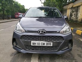 Used 2017 Hyundai i10 Version Magna AT for sale in Thane