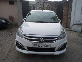 Used 2016 Maruti Suzuki Ertiga SHVS ZDI Plus MT for sale in Lucknow