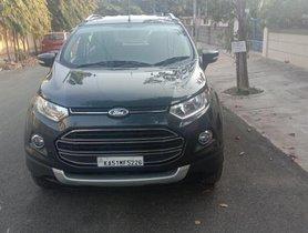 Used Ford EcoSport 1.5 DV5 MT Titanium Optional car at low price in Bangalore