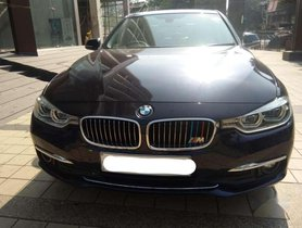 BMW 3 Series 320d Luxury Line 2016 AT for sale in Kolkata