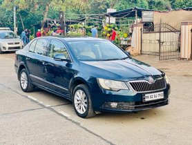 2014 Skoda Superb Version Elegance 1.8 TSI AT for sale in Mumbai