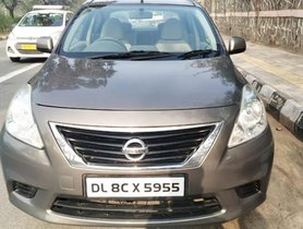 Used Nissan Sunny 2011-2014 Diesel XL 2012 MT for sale in New Delhi