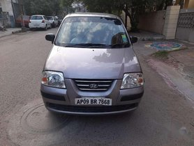 Hyundai Santro Xing XL eRLX - Euro II, 2005, Petrol MT for sale in Hyderabad