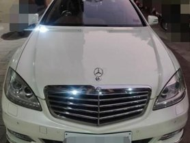 Used 2012 Mercedes Benz S Class 2005 2013 S 500 AT for sale in Mumbai
