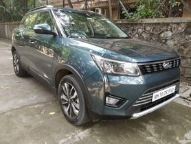 Mahindra XUV300 W8 Option Diesel  MT in Mumbai