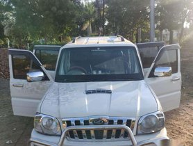 Used Mahindra Scorpio M2DI, 2013, Diesel MT for sale in Nashik