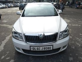 Skoda Laura 1.9 TDI MT Elegance 2010 in New Delhi