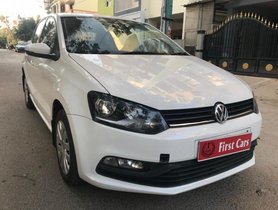 2016 Volkswagen Polo 1.2 MPI Comfortline MT for sale at low price in Bangalore