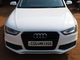 Used Audi A4 AT for sale in Bhilai