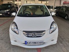 Honda Amaze 2013-2016 VX i-Vtech MT for sale in Bangalore