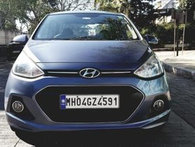 2015 Hyundai Xcent 1.1 CRDi S MT for sale at low price in Pune