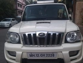 2011 Mahindra Scorpio VLX MT for sale at low price in Pune