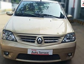 Used Mahindra Renault Logan 1.5 DLE Diesel 2008 MT for sale in Coimbatore
