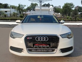 Audi A6 2011-2015 2.0 TDI Technology AT for sale in New Delhi