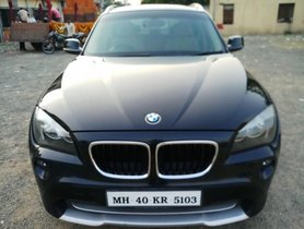 Used 2011 BMW X1 xDrive 20d xLine AT for sale in Nagpur