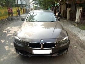 Used BMW 3 Series 320d Luxury Line AT car at low price in Chennai